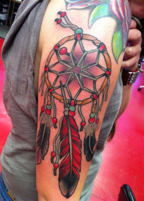 guy dreamcatcher tattoo dreamcatcher tattoos for men ideas and inspirations for guys