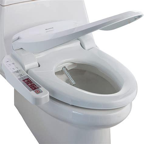 toilette mit duschfunktion popodusche wc sitz blooming nb 1120d mit elektrischer