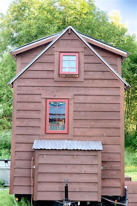 Tiny Tack House Living Large In A Tiny House Interview Tack Tiny House