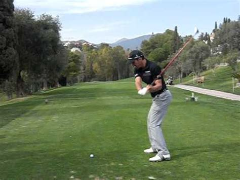 mike weir golf swing pga tour player mike weir new golf swing slow motion