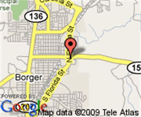 map of borger texas americinn of borger tx borger deals see hotel photos attractions near americinn of borger tx