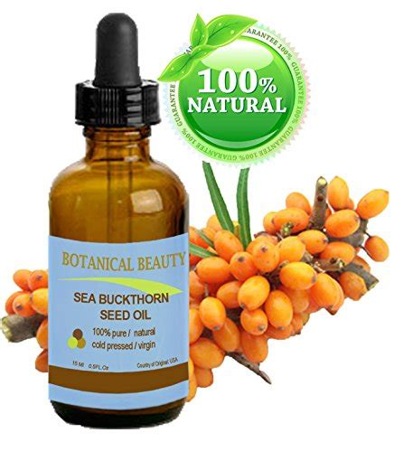 Healing Solutions Essential S Day Set 100 Is 6 Pcs 2 botanical seabuckthorn seed 100 skin