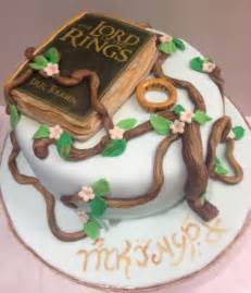 ring birthday cake 206 best images about hobbit lotr ideas on
