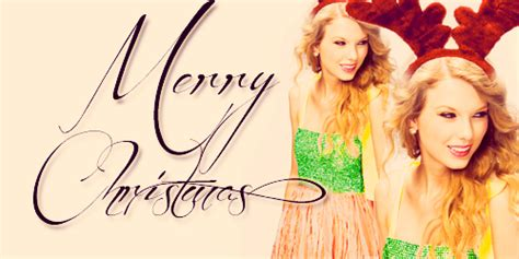 taylor swift merry christmas festival collections