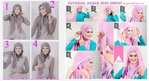 tutorial kerudung segi empat tutorial kerudung segi empat tutorial memakai jilbab segi empat simple dan modis terbaru