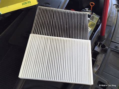 replacement cabin air filter for b7 audi a4 s4 rs4 nick