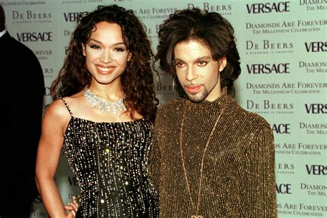 princes ex wife mayte garcia it was the most bizarre prince s ex wife writes about their late son in new book