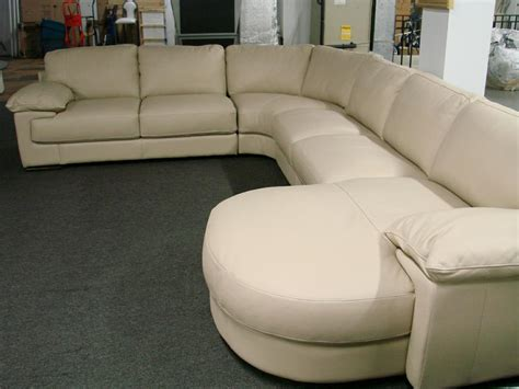 Natuzzi Leather Sectional Sale by Natuzzi Editions B684 Sectional Leather Jpg From Interior