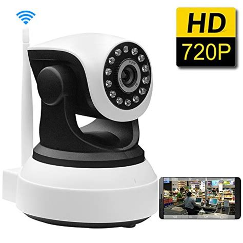 sdeter 720p ip wireless wifi play pan tilt 2