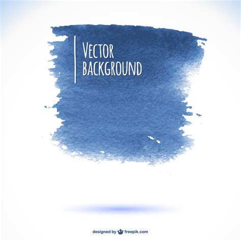 vector background watercolor style vector free