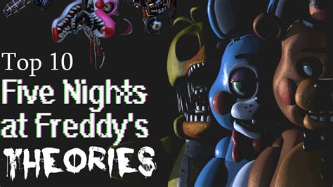 17 best images about five nights at freddy s on pinterest top 10 five nights at freddy s theories youtube
