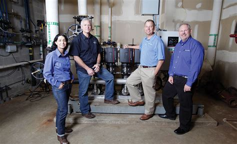 Selig Plumbing by Seattle Building Benefits From Collaborative Design Effort