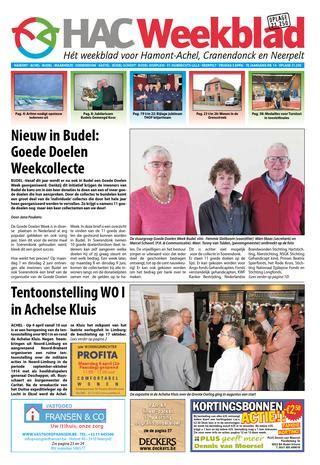 sleutjes bloemen den bosch hac weekblad week 14 2015 by hac weekblad issuu