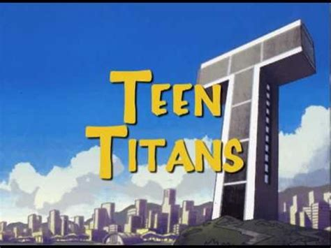 Teen Titans Full House Mashup Intro Youtube