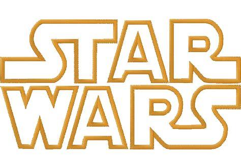 printable star wars logo star wars pumpkin stencils printable