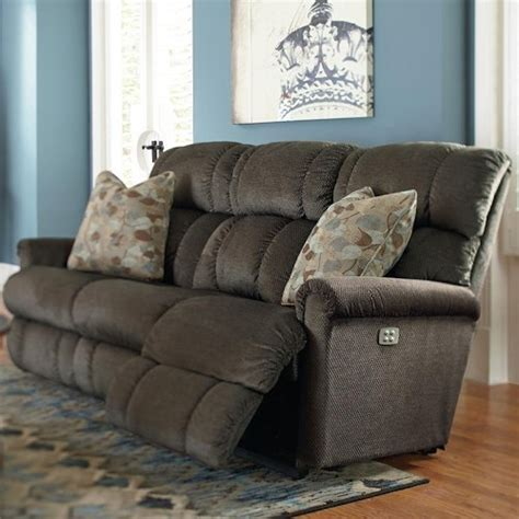 pinnacle power recliner la z boy pinnacle power recline xrw full reclining sofa