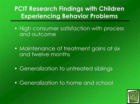 behavior problems ppt parent child interaction therapy powerpoint presentation id 267446