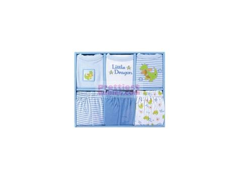 grow with me set 6pc blue baby clothes baby products