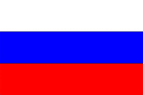 colors of russian flag flag of russia clipart best