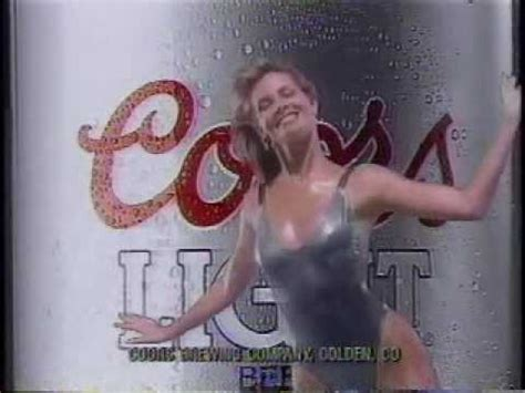 light commercial coors light ad from 1991