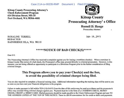 Lawsuit Against Background Check Company Credit Collection Company Sued Letters That Appear To Come From Prosecutors