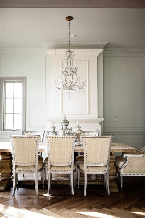 chandelier over dining table future home ideas pinterest dining room oly chairs rh table crystal chandelier
