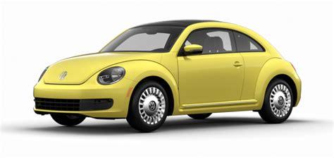 volkswagen yellow volkswagen beetle yellow