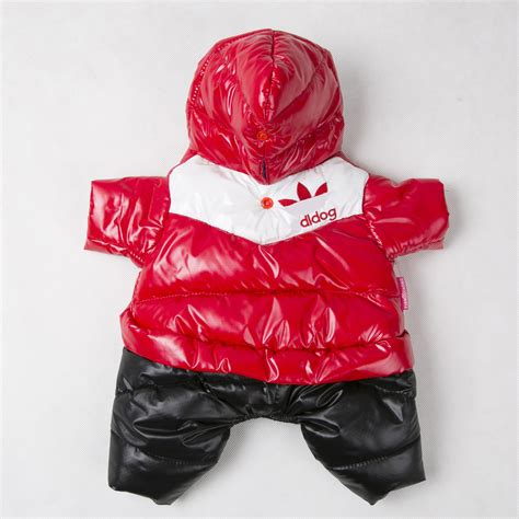 winter thick clothes for dogs soft cotton clothes