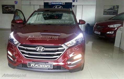 Kipas Angin Hyundai ini dia bocoran hyundai tucson terbaru til di iims 2016