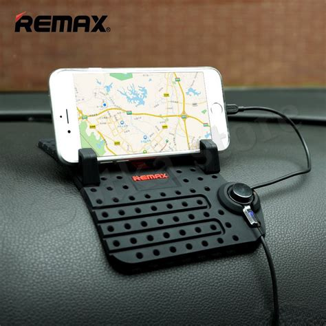 Remax Dashboard Universal Car Holder For Smartphone R Diskon remax car holder charger