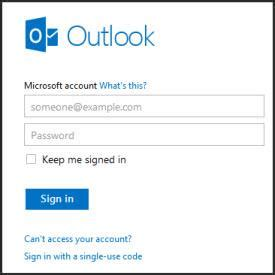 Office Outlook Web Access Sign In by Microsoft Launches Outlook Web Based Email Service