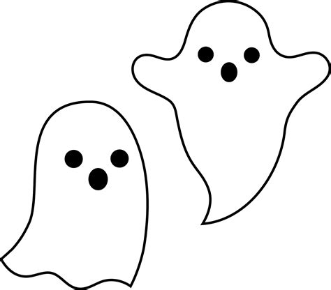 Ghost Template by Mrs T S Grade Class Five Ghosts