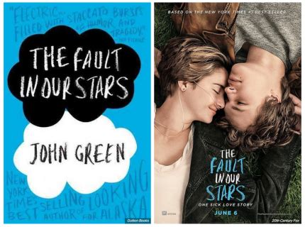 the fault in our stars by john green reviews discussion better than the book people who write