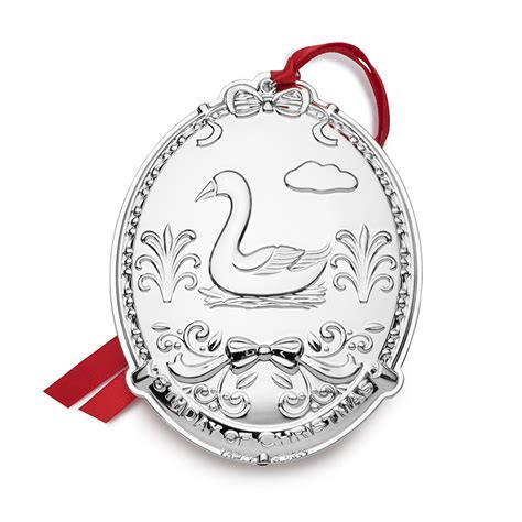 12 days of christmas ornament 2017 towle christmas