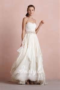 informal wedding dresses informal wedding dress uk with infinite layers tulle skirt