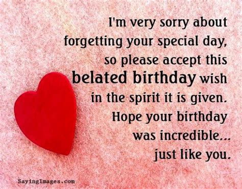 Belated Birthday Quotes For Friend Belated Birthday Wishes Messages Greeting Cards