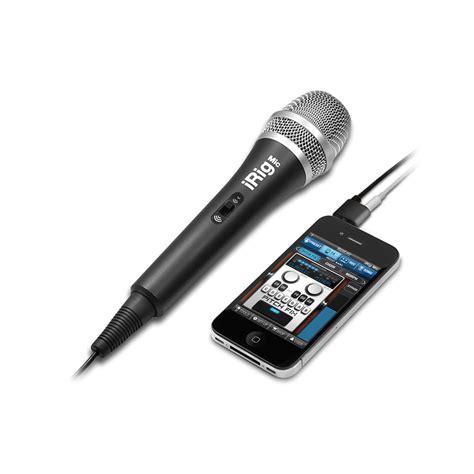 Irig Mic Ik Multimedia Original ik multimedia irig mic 171 microphone