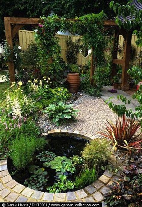 Small Backyard Water Feature Ideas Small Water Feature Garden Pond Start An Easy Backyard Garden Decor Project Holicoffee
