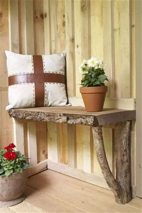 13 diy rustic home decor ideas on a budget onechitecture 30 diy rustic decor ideas using logs home design