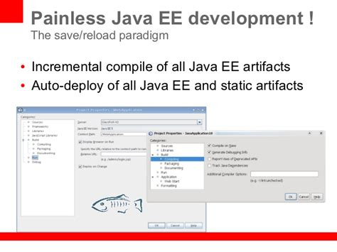 java ee themes glassfish 3 1 simplifying your java ee 6 development and