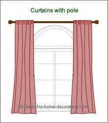 how to hang curtains on a round top window 25 best ideas about arch window treatments on pinterest