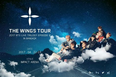 bts the wings tour dvd 2017 the wings tour in bangkok army s amino