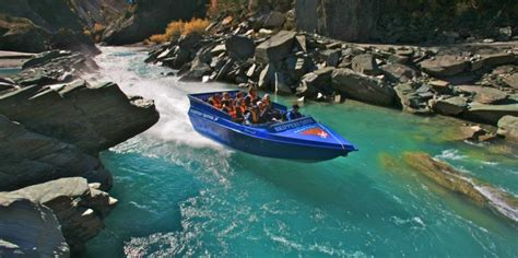 skippers canyon jet 4wd jet boat queenstown - Skippers Canyon Jet Boat New Zealand