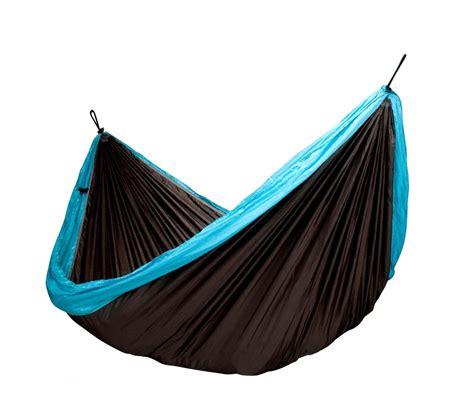 Hamac Toile Parachute by Hamac De Voyage Colibri Turquoise La Siesta