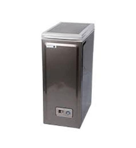 norfrost  silver chest freezer caesc