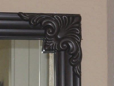 decorative trim for bathroom mirrors 1000 ideas about mirror trim on decorative
