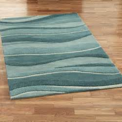 Rugs by Ocean Landscapes Wool Area Rugs