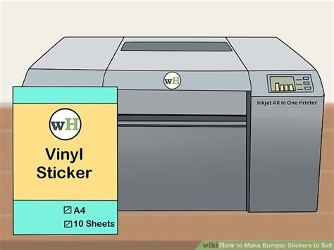 How To Make Stickers To Sell