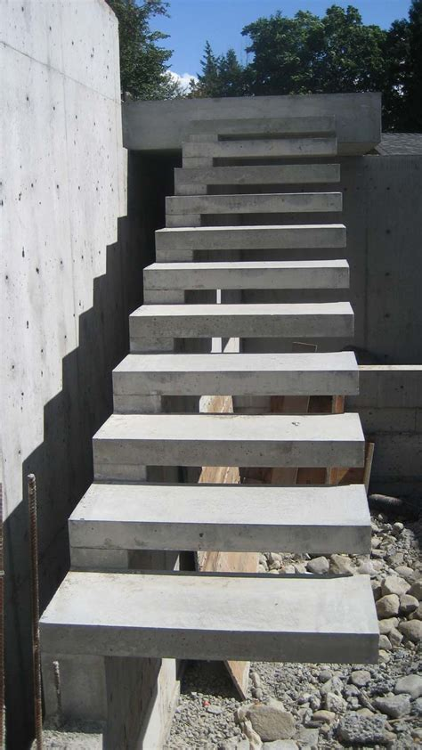 Precast Concrete Stairs Design Precast Concrete Stair Treads Design Precast Concrete Stair Treads Benefits Door