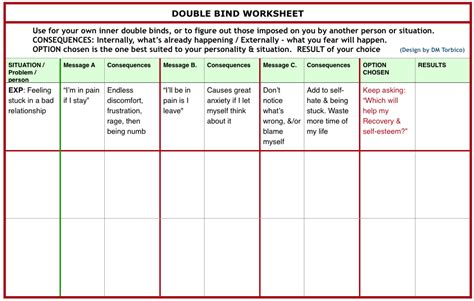 Step One Al Anon Worksheet by Al Anon 12 Steps Worksheets Worksheets